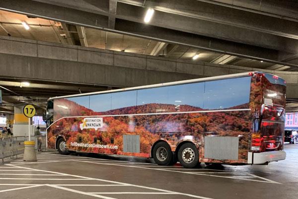 Charter Bus Rentals Houston TX